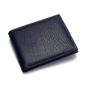 Restocked - leather wallet with coin purse